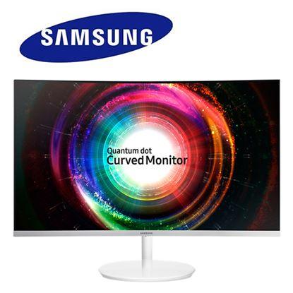 圖片 【結帳享優惠】SAMSUNG三星 C27H711QEE 27型VA曲面2K量子點技術電競螢幕