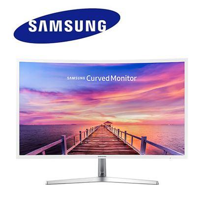 圖片 【結帳享優惠】SAMSUNG三星 C32F397FWE 32型 VA曲面 低藍光、零閃屏電腦螢幕