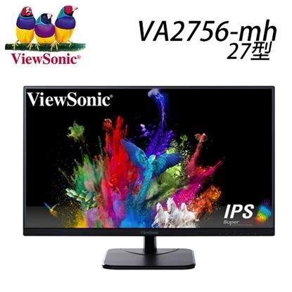 ViewSonic優派 VA2756-mh 27型 IPS面板 FHD窄邊框液晶螢幕