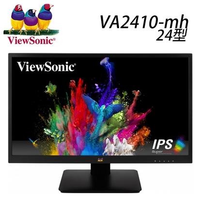 圖片 ViewSonic優派 VA2410-MH 24型 IPS面板雙介面液晶螢幕