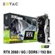 ZOTAC 索泰 GAMING GeForce RTX 2060 AMP 顯示卡