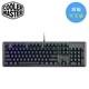 Cooler Master酷媽 CK550 機械式 RGB 電競鍵盤 (青軸)