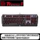 【Tt eSPORTS曜越】挑戰者EDGE 電競鍵盤 (薄膜式)