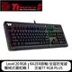 Thermaltake曜越 Level 20 RGB 機械式電競鍵盤(黑色/RAZER綠軸)