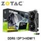 ZOTAC 索泰 GTX1660 SUPER AMP 6G 顯示卡