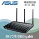 ASUS華碩 RT-N18U 2.4GHz 600Mbps 無線分享器