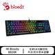 A4 Bloody 雙飛燕 B820R 光軸RGB彩漫電競機械鍵盤 (光紅軸/光青軸)