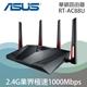 ASUS華碩 RT-AC88U AC3100 Ai Mesh 雙頻WiFi無線 Gigabit 電競路由器