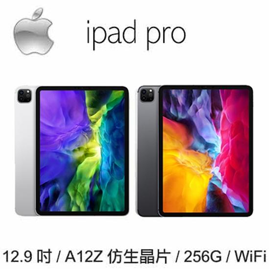圖片 2020 Apple iPad Pro 12.9吋 256G Wi-Fi (太空灰/銀色)