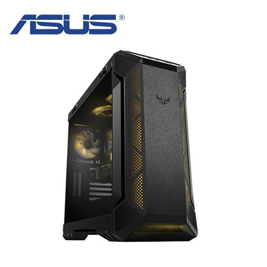 圖片 ASUS華碩 TUF Gaming GT501VC 玻璃透側E-ATX機殼