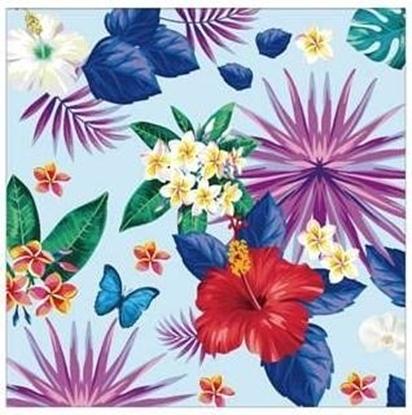 圖片 花博造型雙層手帕/花卉意象