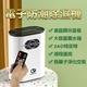 【ASCY】家用迷你電子防潮清淨/除濕機1200ml(遙控款)