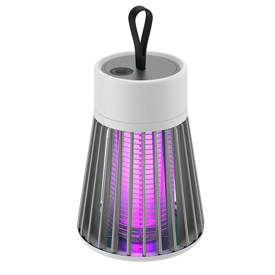 圖片 【AS 亞設】紫光誘蚊電擊 雷神滅蚊神器 滅蚊捕蚊燈(USB充電) 可攜帶外出 露營 登山 約會