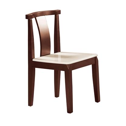 圖片 【H&D】大谷胡桃木面餐椅