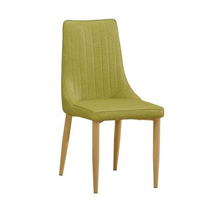 圖片 【H&D】巴黎綠色皮餐椅
