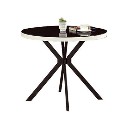 圖片 【H&D】妙蛙3尺黑玻圓桌