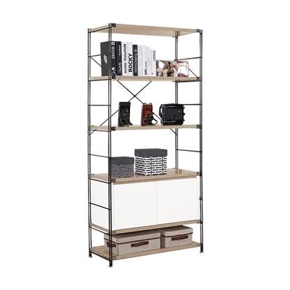 圖片 【H&D】卡隆2.8尺書櫃