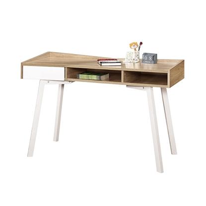 圖片 【H&D】西亞4尺斜抽書桌