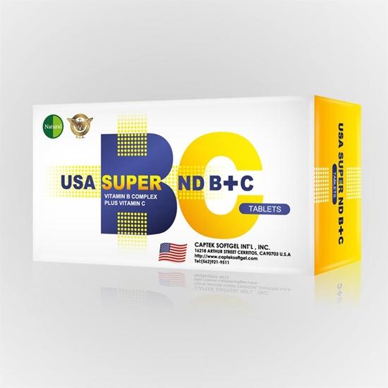 圖片 美國Natural D 活力百百高單位B+C / 5盒