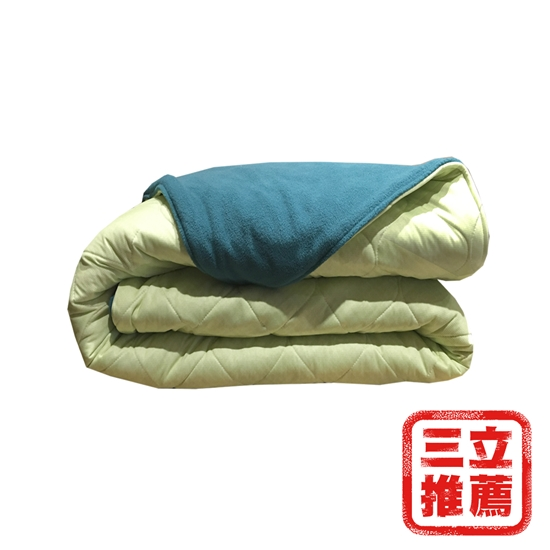 圖片 【適立眠】遠紅外線防潮發熱毯被(免插電/輕量防潮/高透氣)-電