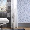 圖片 【AGL愛潔樂壁貼】亮彩沾水就黏立體無膠藝術萬用貼4入(立體花紋)-電