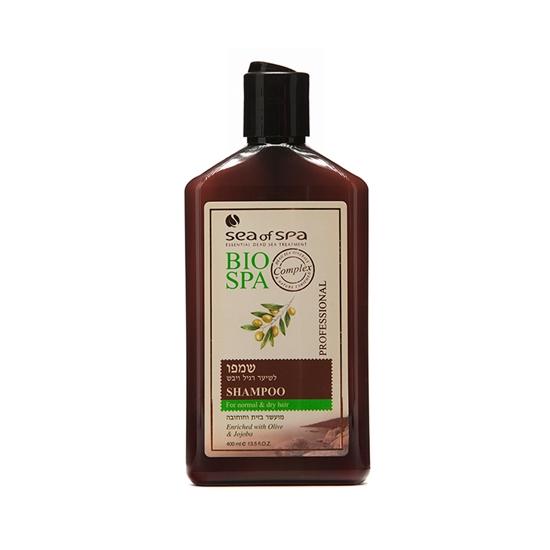 圖片 Sea of Spa橄欖荷荷芭油洗髮乳-乾燥型