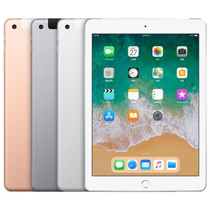 圖片 Apple IPad 2018全新9.7吋可通話智慧平板(32G/LTE版)※送支架※