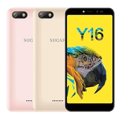 圖片 SUGAR Y16 (3G/32G)全螢幕5.45吋雙卡機※內附保貼+保護套※