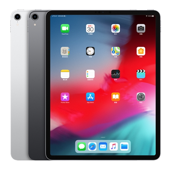 圖片 Apple iPad Pro 12.9 (3rd) WiFi 64G平板2018