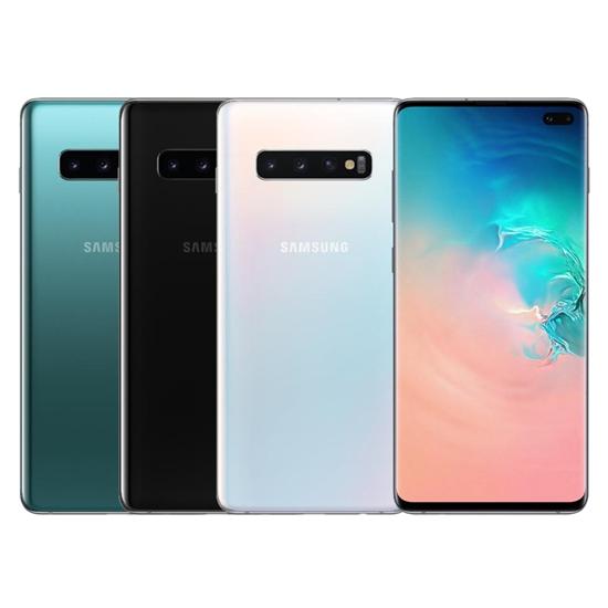 圖片 Samsung Galaxy S10+ (8G/128G)三鏡頭6.4吋防水雙卡機※送保貼+內附保護殼※