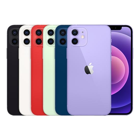 圖片 Apple iPhone 12 128G 防水5G手機※送保貼+保護套※