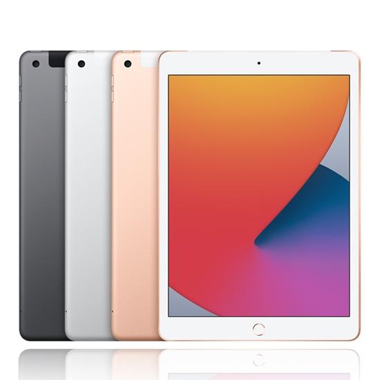 圖片 【預購】Apple iPad 10.2吋 128G LTE (2020版)