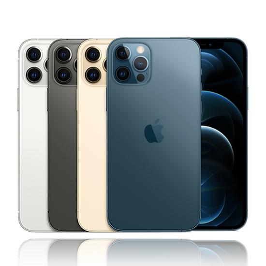 圖片 Apple iPhone 12 Pro 128G 6.1吋5G防水機※送保貼+保護套※