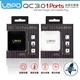 LAPO QC3.0單孔快充USB旅充頭(可折腳) LUC-002