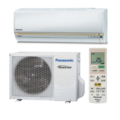 Panasonic國際牌變頻冷暖分離式冷氣10坪CS-LJ63BA2/CU-LJ63BHA2 冷暖兩用