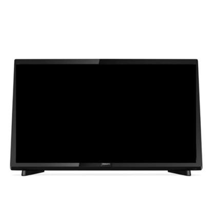 含運無安裝【PHILIPS 飛利浦】 22吋Full HD LED液晶顯示器+視訊盒22PFH5403