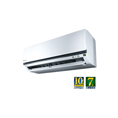 含標準安裝【Panasonic國際牌】變頻一對一分離式冷氣《10坪》CS-K63BA2/CU-K63BCA2