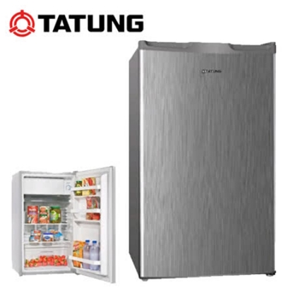 TATUNG大同【TR-100HNW-S】100公升單門小冰箱