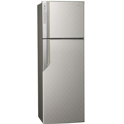 【Panasonic國際牌】485公升雙門變頻冰箱 NR-B489GV-S(銀河灰)