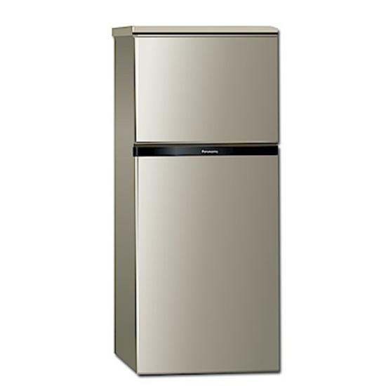 圖片 【Panasonic國際牌】130公升變頻雙門冰箱 NR-B139TV-R