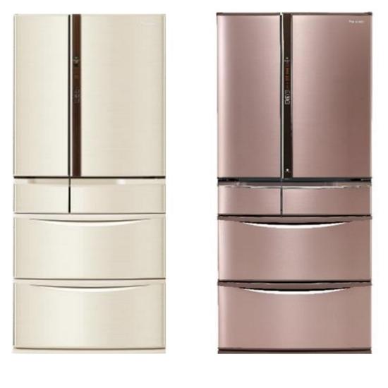 圖片 【Panasonic國際牌】601公升六門變頻冰箱 NR-F602VT-N1(香檳金)59800