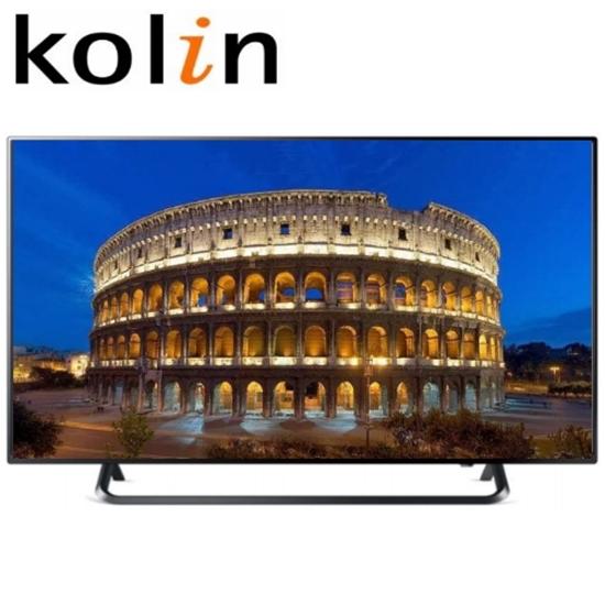 圖片 KOLIN歌林【KLT-40EE01】40型HD液晶顯示器+視訊盒