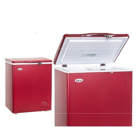 (含運無安裝)歌林 100L冰櫃冷凍櫃KR-110F02