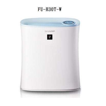 SHARP夏普【FU-H30T-W】6 坪除菌離子空氣清淨機