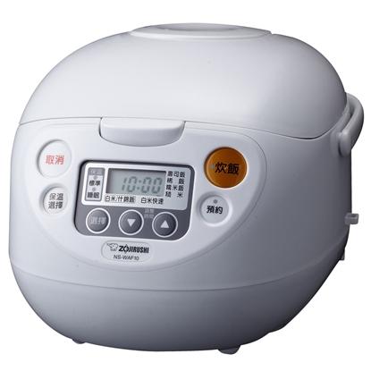 象印6人份黑金剛微電腦電子鍋(NS-WAF10)