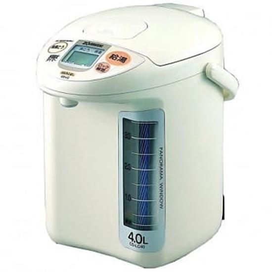 圖片 象印微電腦電動熱水瓶4公升(CD-LGF40-WG白色)