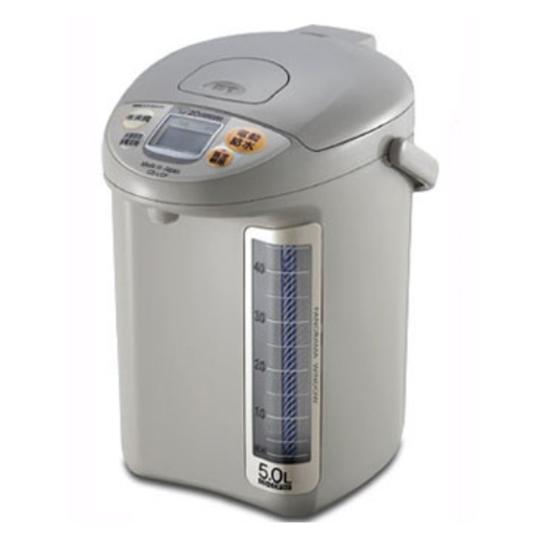 圖片 象印*5公升*寬廣視窗微電腦電動熱水瓶(CD-LGF50-TK灰)