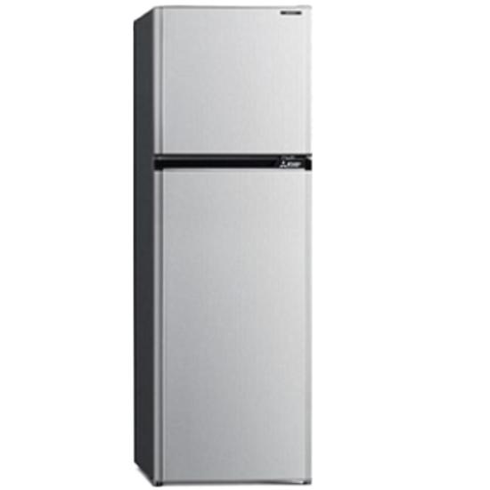 MITSUBISHI 三菱273公升 雙門變頻電冰箱 MR-FV27EJ-SL-C(銀)