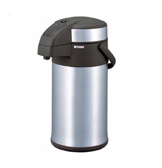 圖片 TIGER 虎牌 4.0L氣壓式不鏽鋼保溫保冷瓶