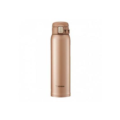 象印600cc彈蓋超輕量(與SM-SD60同款)保溫杯NM香檳金SM-SD60-NM